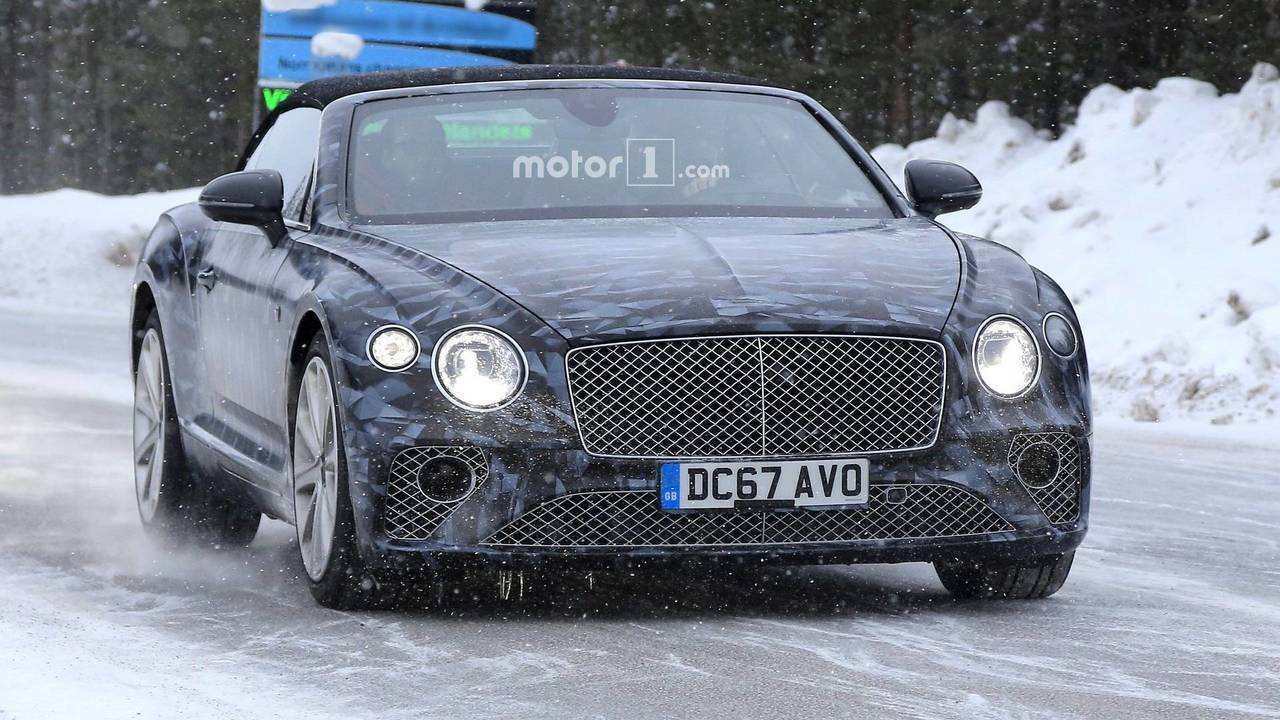 75 Gallery of 2019 Bentley Gt V8 Specs by 2019 Bentley Gt V8