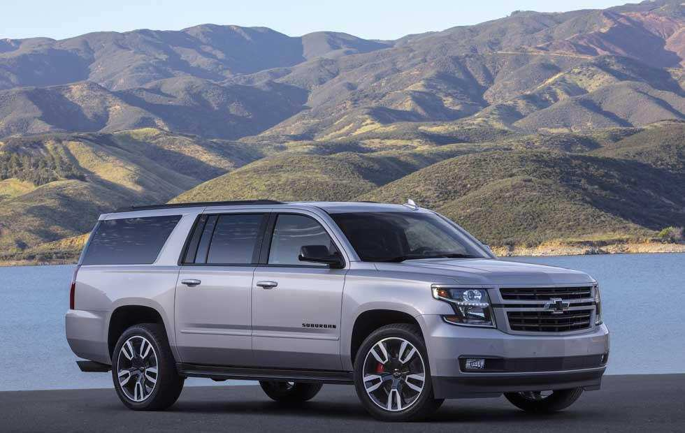 75 Gallery of 2019 Chevrolet Suburban Rst Performance and New Engine for 2019 Chevrolet Suburban Rst