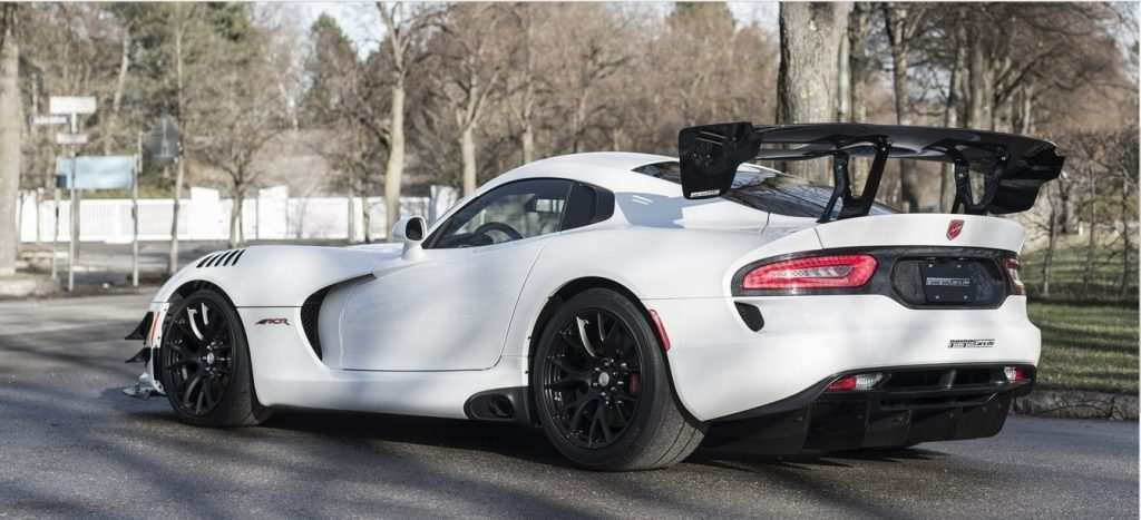 75 Gallery of 2019 Dodge Viper Specs Pictures with 2019 Dodge Viper Specs