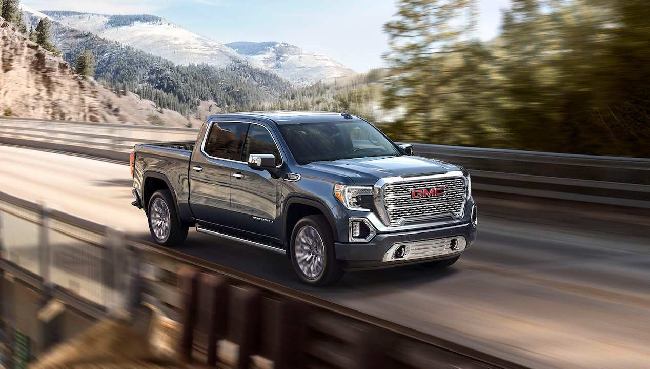 75 Gallery of 2019 Gmc Sonoma Spesification by 2019 Gmc Sonoma