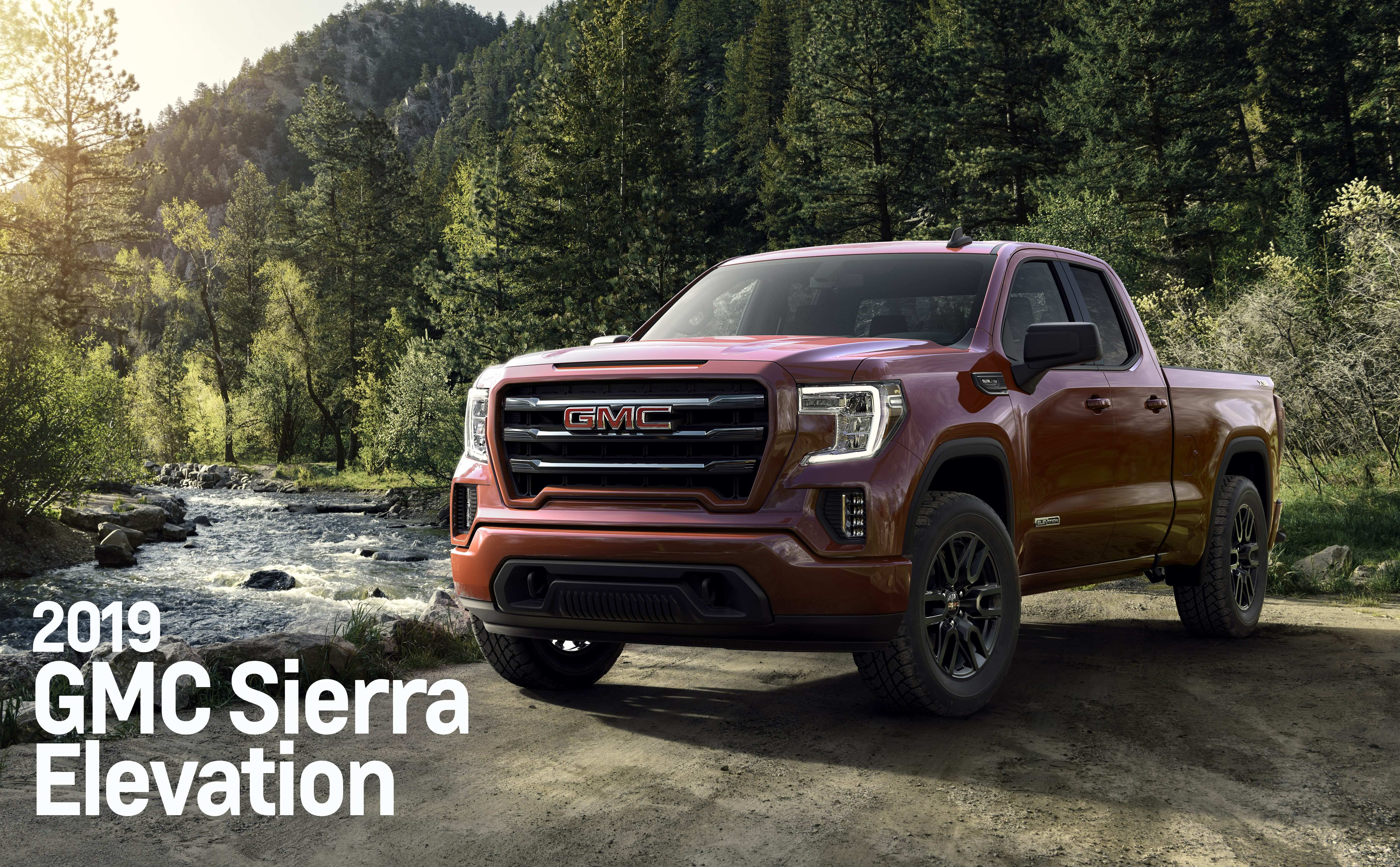 75 Gallery of 2019 Gmc Truck Exterior by 2019 Gmc Truck