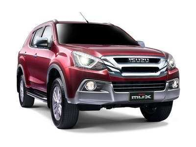 75 Gallery of 2019 Isuzu Mu X Specs with 2019 Isuzu Mu X