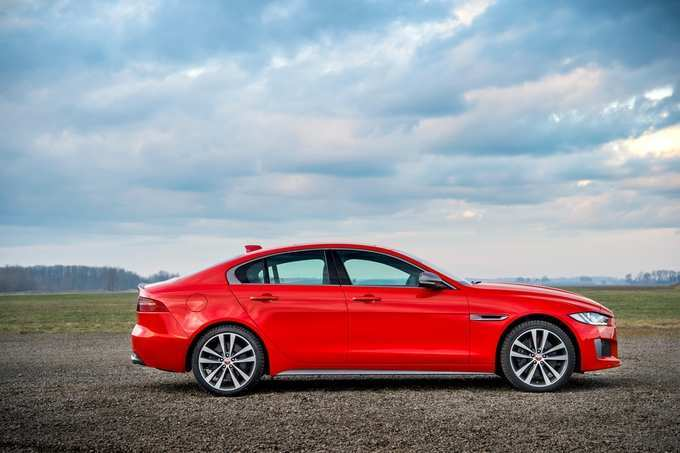 75 Gallery of 2019 Jaguar Xe Release Date Rumors with 2019 Jaguar Xe Release Date