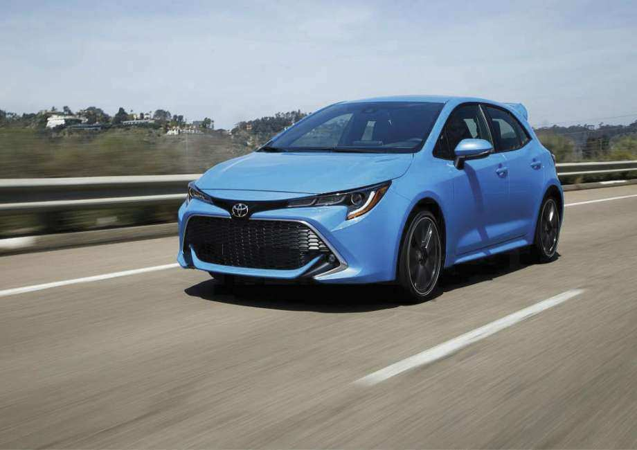 75 Gallery of 2019 Toyota Corolla Hatchback Prices for 2019 Toyota Corolla Hatchback