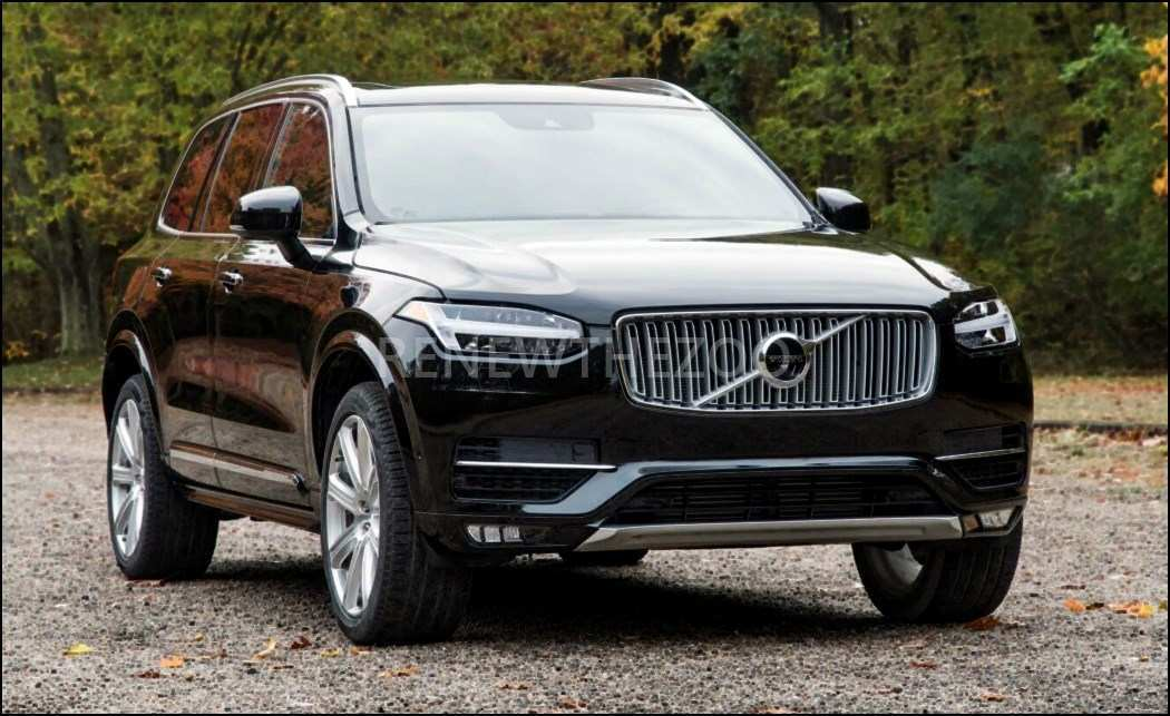 75 Gallery of 2019 Volvo Xc90 T8 Spy Shoot with 2019 Volvo Xc90 T8