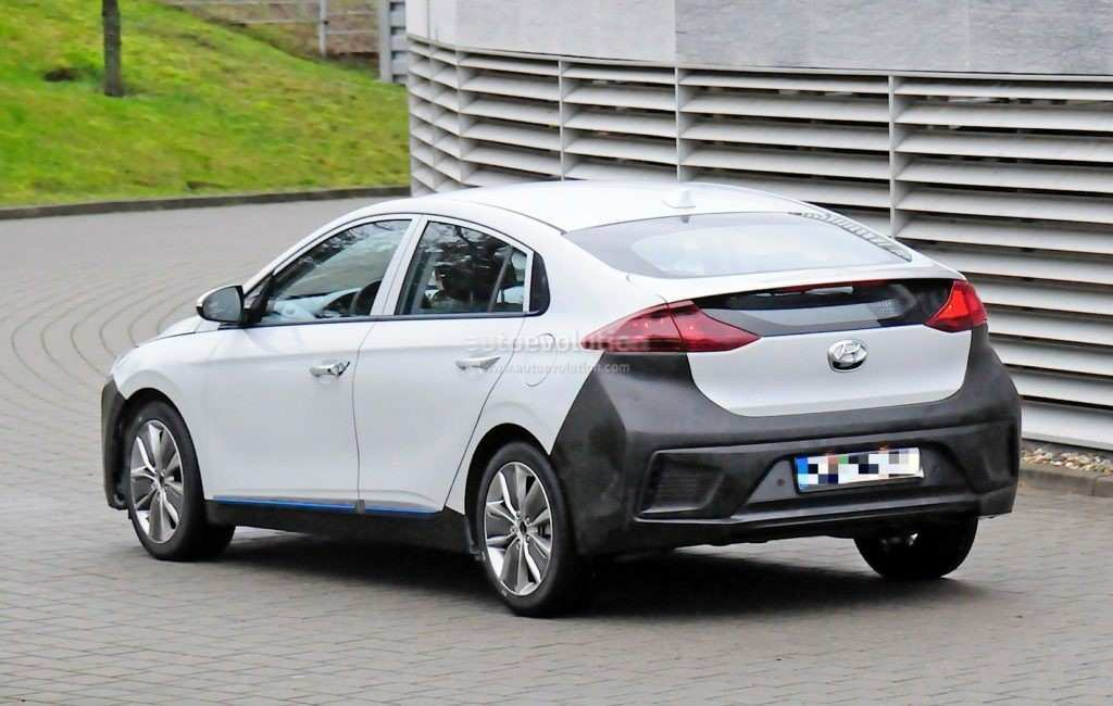 75 Gallery of 2020 Hyundai Ioniq Specs with 2020 Hyundai Ioniq