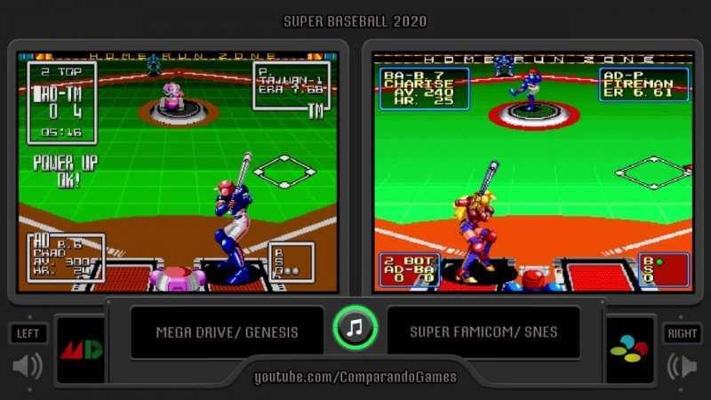 75 Gallery of Super Baseball 2020 Sega Genesis Exterior with Super Baseball 2020 Sega Genesis