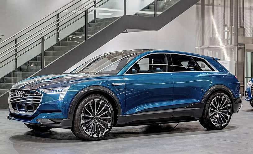 75 Great 2019 Audi E Tron Quattro Redesign for 2019 Audi E Tron Quattro