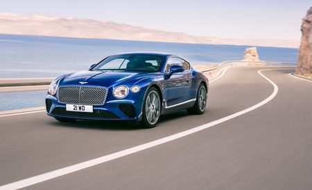 75 Great 2019 Bentley Continental Gt Specs Speed Test for 2019 Bentley Continental Gt Specs