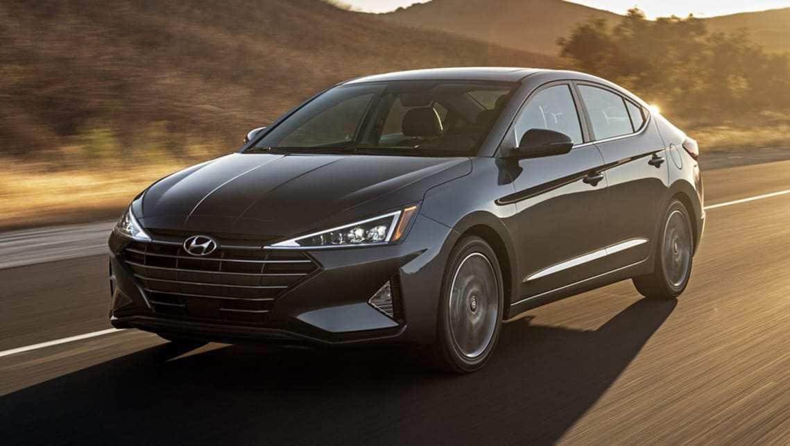 75 Great 2019 Hyundai Elantra Release Date for 2019 Hyundai Elantra