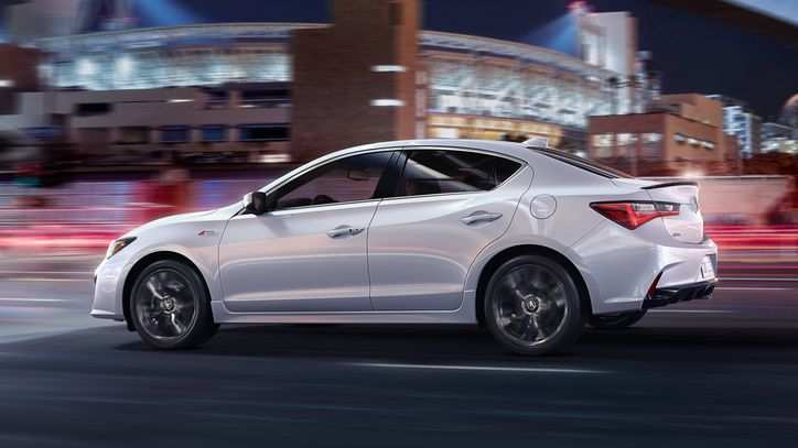 75 New 2019 Acura Ilx Redesign Model for 2019 Acura Ilx Redesign