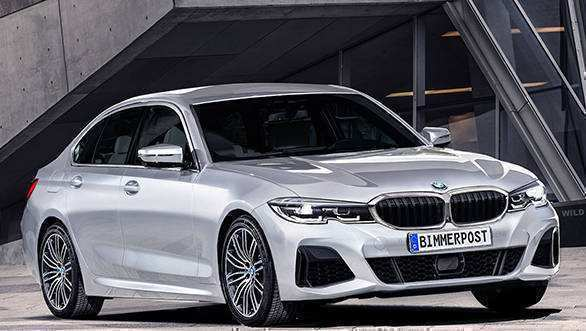 75 New 2019 Bmw 3 Series G20 Speed Test for 2019 Bmw 3 Series G20