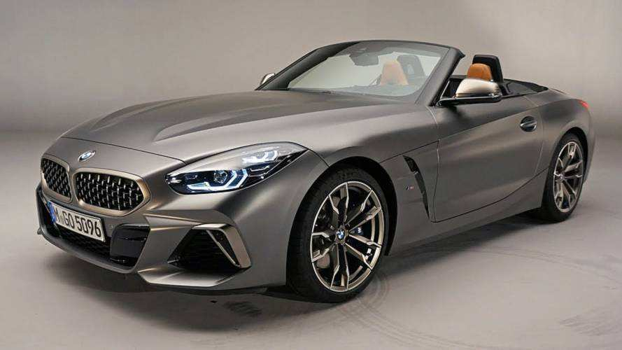 75 New 2019 Bmw Z4 Speed Test for 2019 Bmw Z4