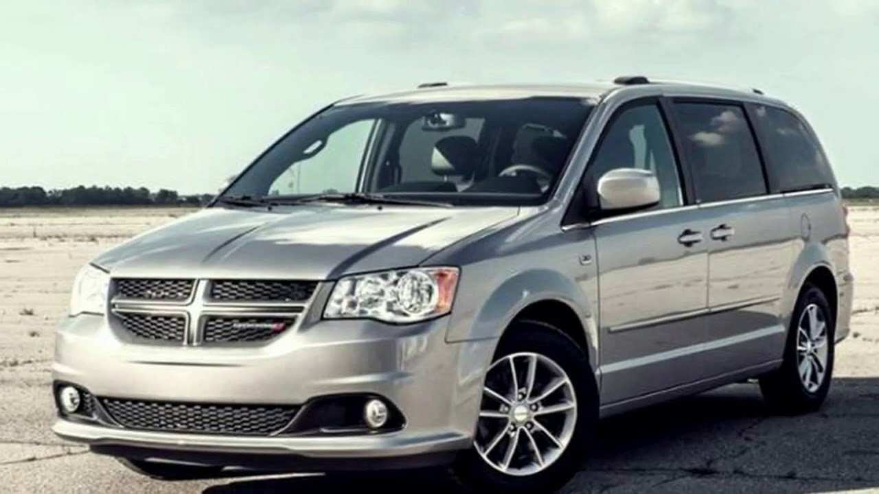 75 New 2019 Dodge Grand Caravan Redesign New Concept with 2019 Dodge Grand Caravan Redesign