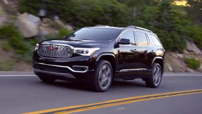 75 New 2019 Gmc Acadia Sport Overview with 2019 Gmc Acadia Sport