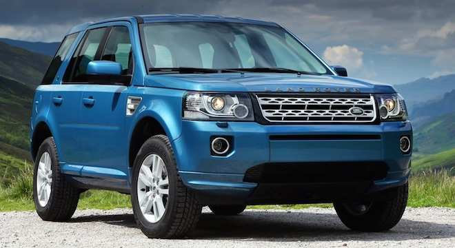 75 New 2019 Land Rover Freelander 2 Concept for 2019 Land Rover Freelander 2