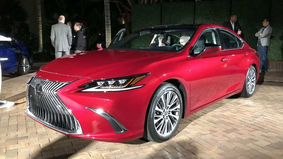 75 New 2019 Lexus Es 350 Redesign and Concept with 2019 Lexus Es 350