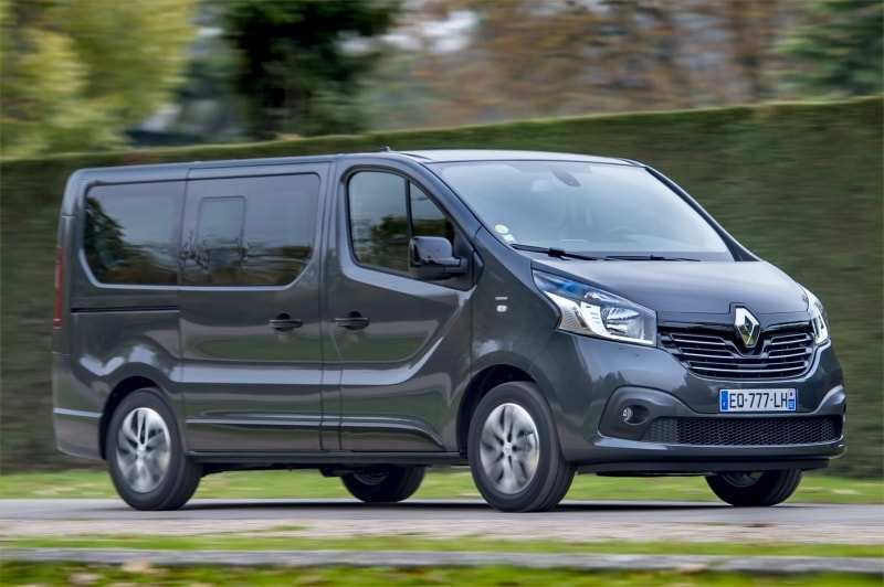 75 New 2019 Renault Trafic Overview by 2019 Renault Trafic