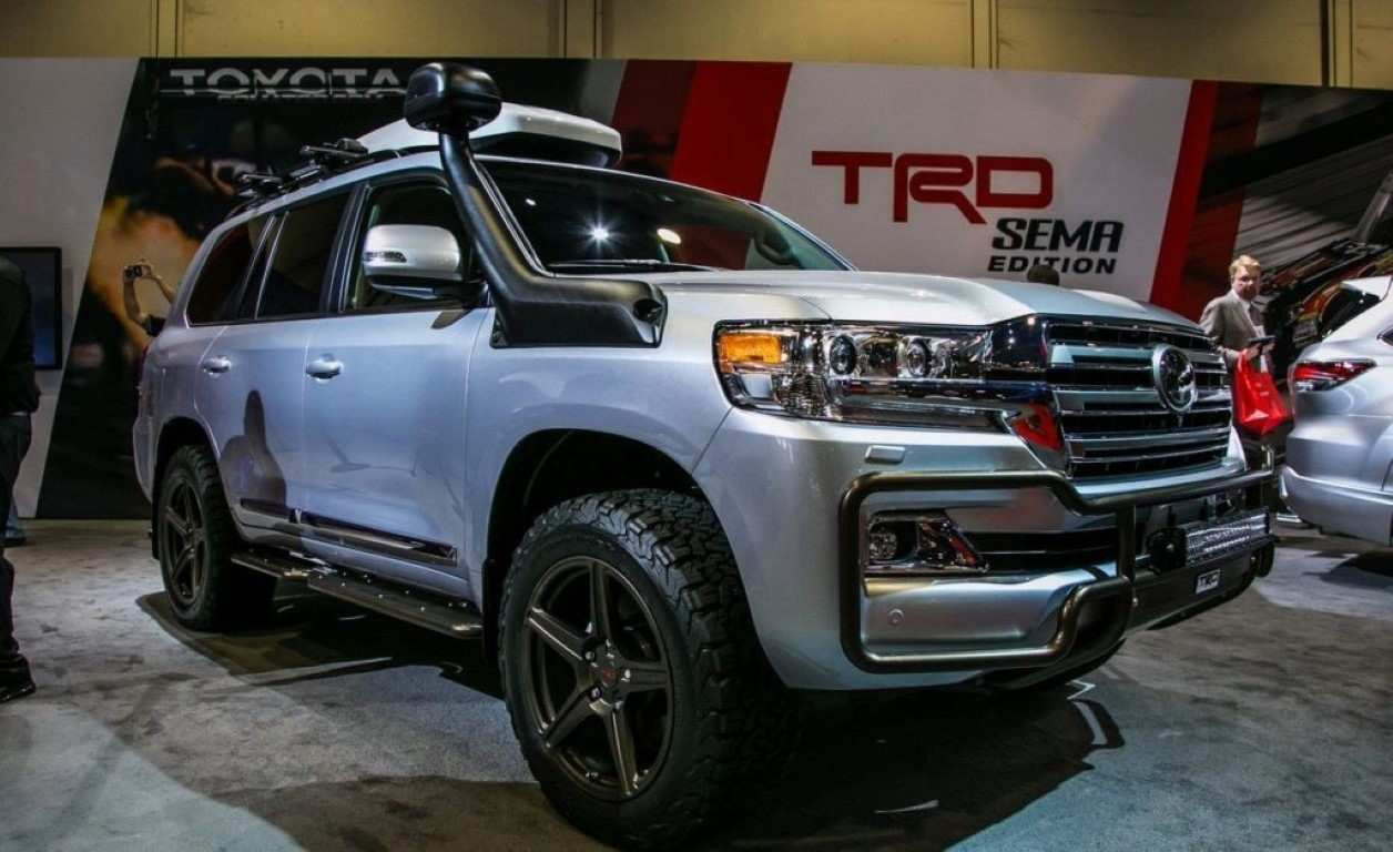 75 New 2019 Toyota Land Cruiser Redesign Release by 2019 Toyota Land Cruiser Redesign