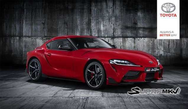 75 New 2019 Toyota Supra News Spesification for 2019 Toyota Supra News