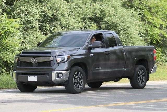 75 New 2019 Toyota Tundra Redesign Spy Shoot for 2019 Toyota Tundra Redesign