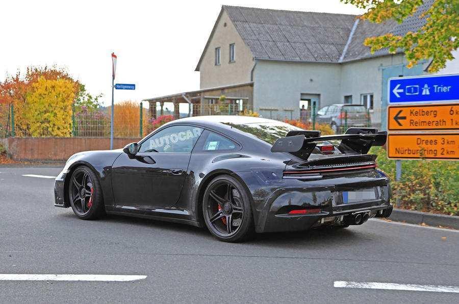75 New 2020 Porsche 911 Gt3 Speed Test for 2020 Porsche 911 Gt3