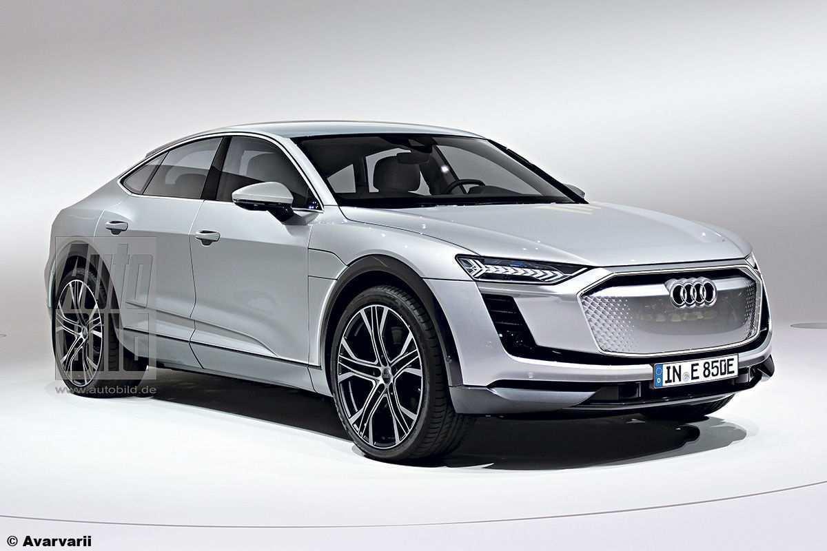 75 New Audi Zukunft 2020 Spy Shoot with Audi Zukunft 2020