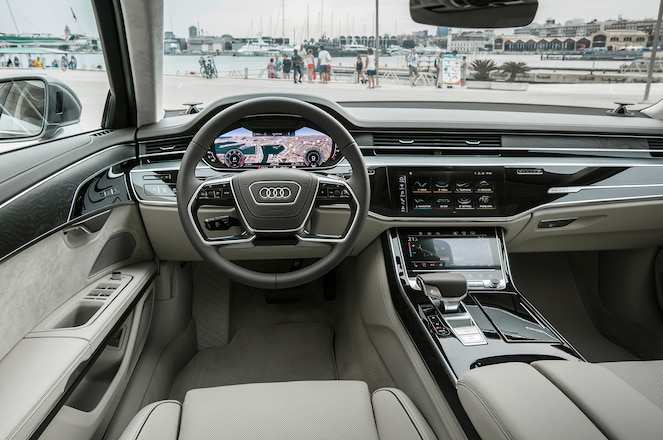 75 The 2019 Audi A8 Photos Exterior by 2019 Audi A8 Photos