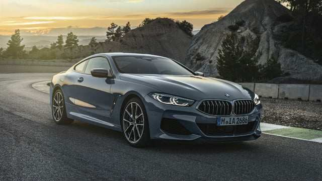 75 The 2019 Bmw 8 Series Release Date Style by 2019 Bmw 8 Series Release Date
