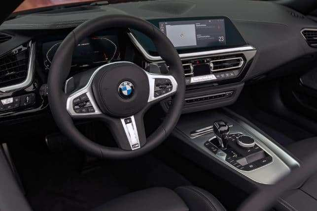 75 The 2019 Bmw Z4 Interior Model for 2019 Bmw Z4 Interior