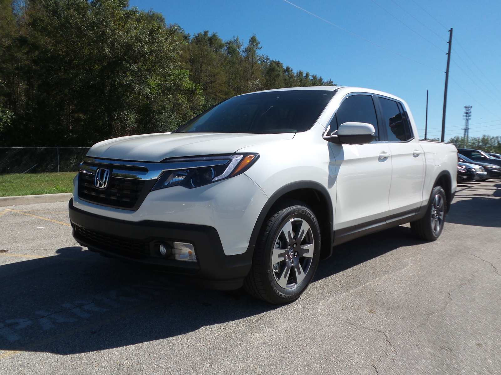 75 The 2019 Honda Truck Overview for 2019 Honda Truck