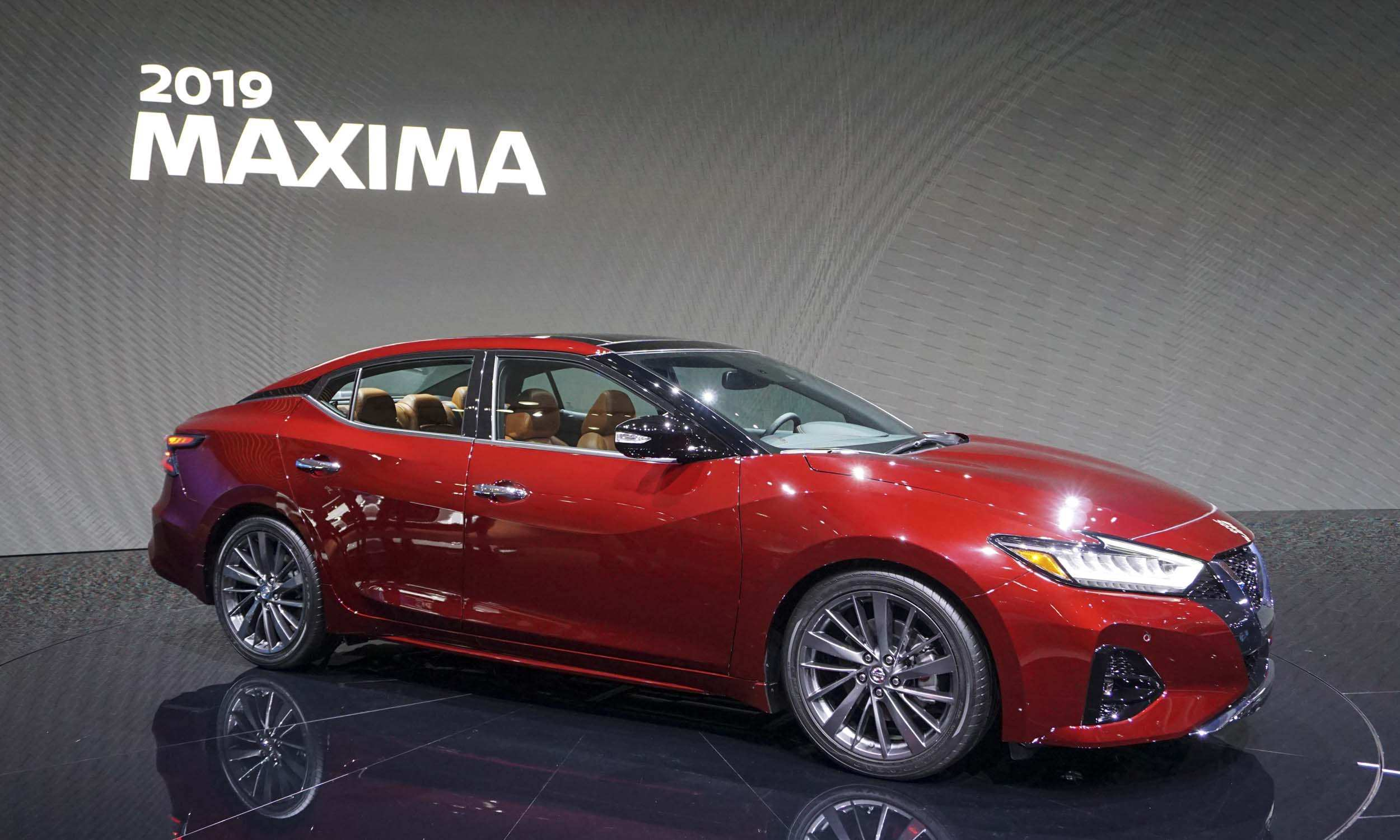 75 The 2019 Nissan Maxima Release for 2019 Nissan Maxima