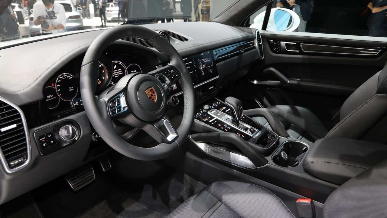 75 The 2019 Porsche Interior Interior for 2019 Porsche Interior