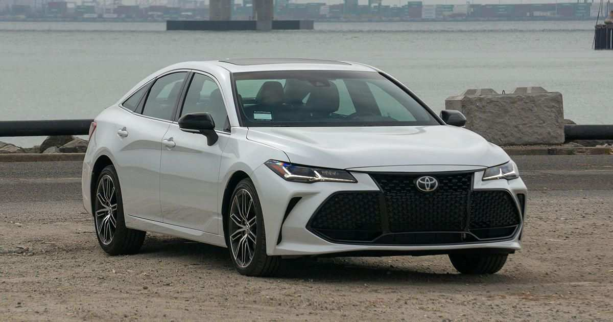 75 The 2019 Toyota Avalon Review Specs and Review with 2019 Toyota Avalon Review