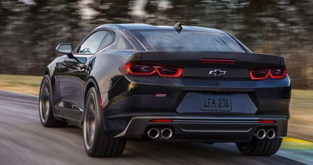 75 The 2020 Chevrolet Camaro Ss Performance and New Engine with 2020 Chevrolet Camaro Ss