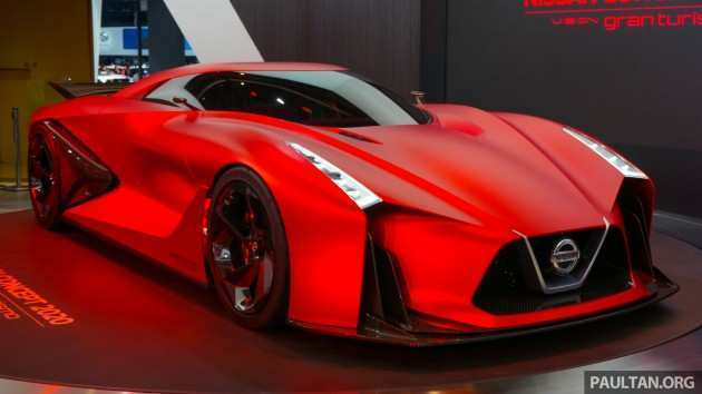 75 The 2020 Concept Nissan Gtr Speed Test with 2020 Concept Nissan Gtr