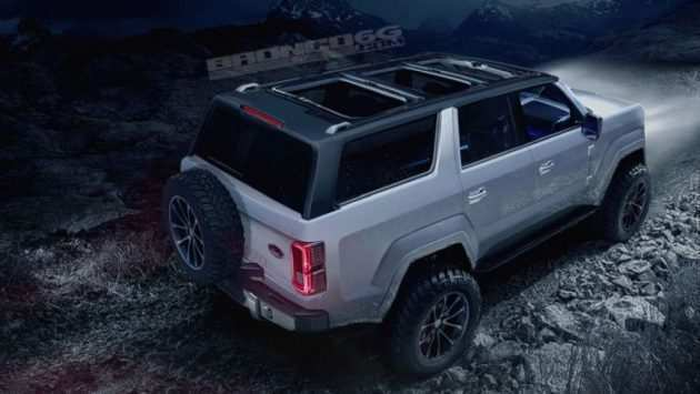 75 The 2020 Ford Bronco Interior New Concept with 2020 Ford Bronco Interior