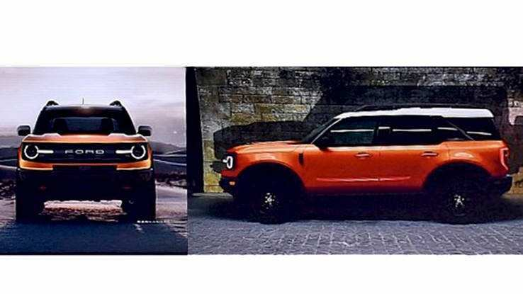 75 The 2020 Ford Bronco Official Pictures Price by 2020 Ford Bronco Official Pictures