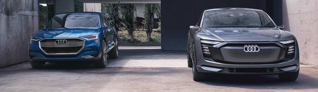 76 All New 2019 Audi E Tron Quattro Model with 2019 Audi E Tron Quattro