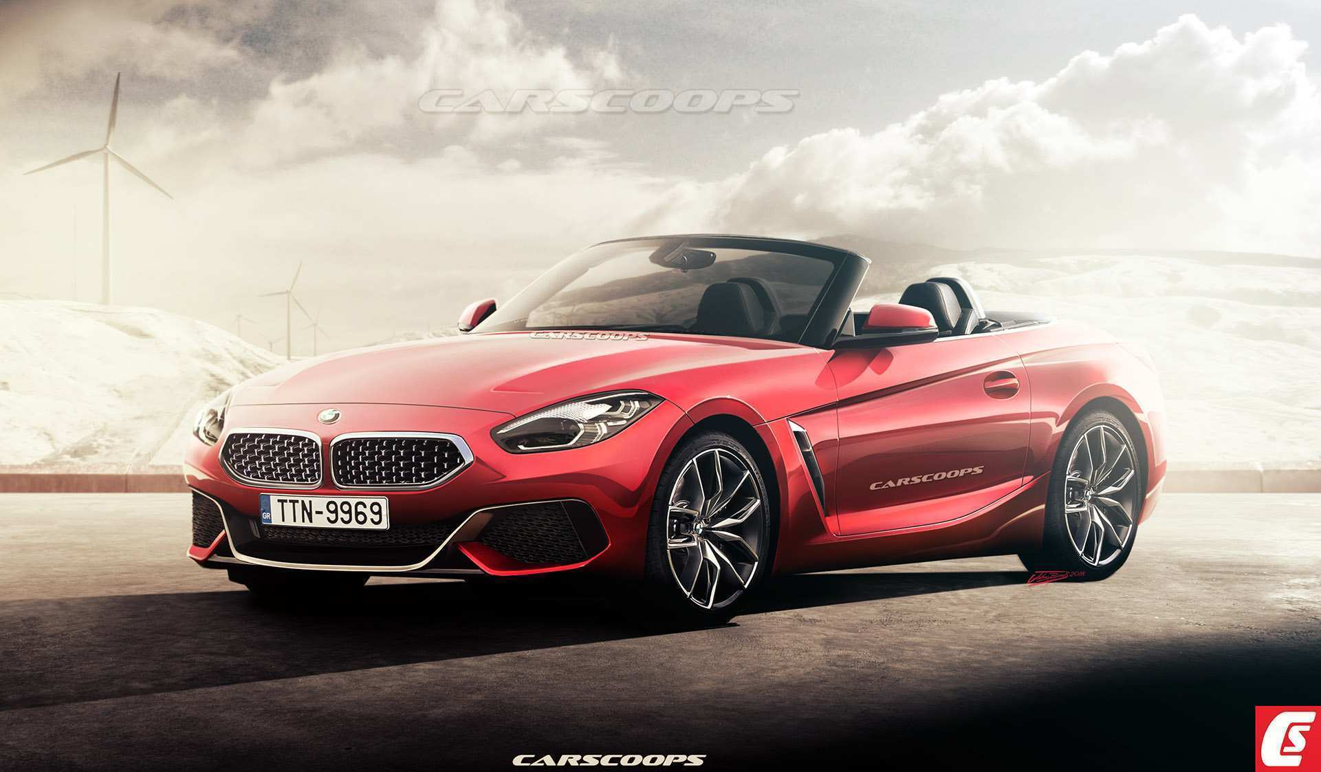 76 All New 2019 Bmw Roadster Specs with 2019 Bmw Roadster