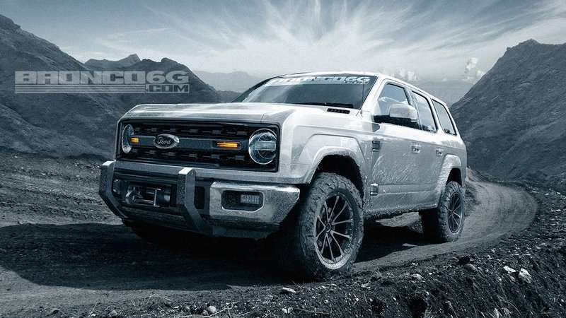 76 All New 2019 Ford Bronco Images Redesign and Concept by 2019 Ford Bronco Images