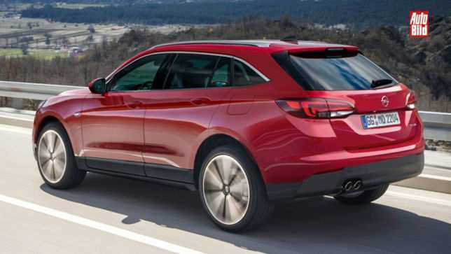 76 All New 2019 Opel Suv Review by 2019 Opel Suv