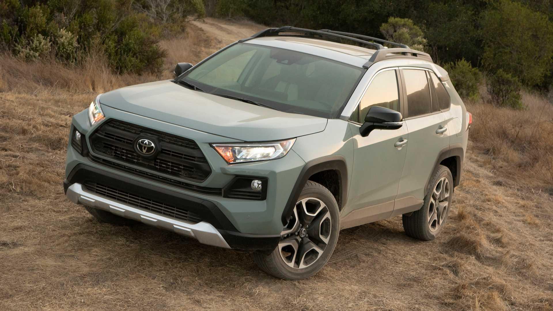 76 All New 2019 Toyota Rav4 Redesign for 2019 Toyota Rav4