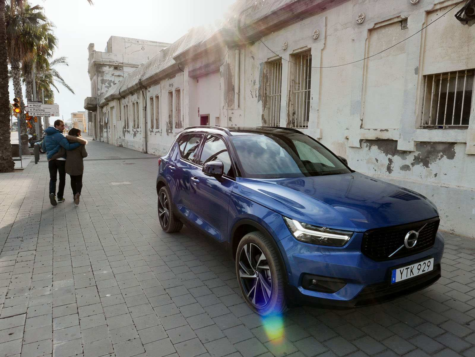 76 All New 2019 Volvo 40 Performance with 2019 Volvo 40