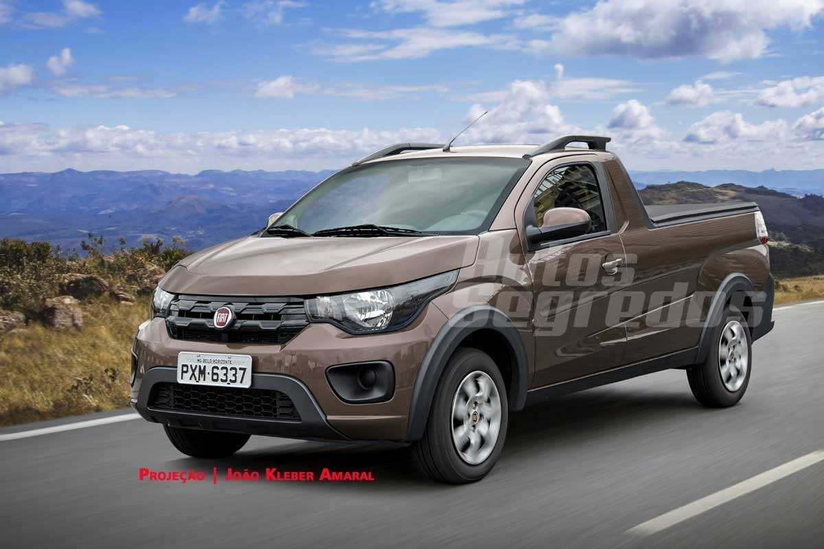 76 All New Fiat Strada 2019 Review with Fiat Strada 2019