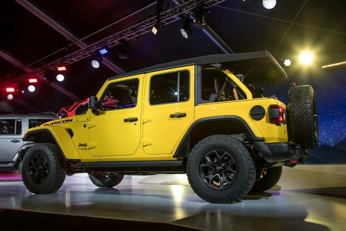 76 All New Jeep Wrangler 2020 New Review for Jeep Wrangler 2020