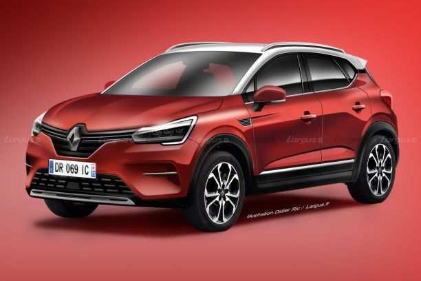 76 All New Renault Kaptur 2019 Release for Renault Kaptur 2019
