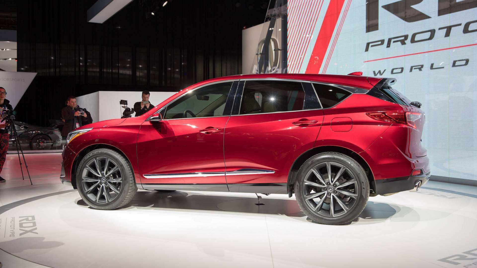 76 Best Review 2019 Acura Rdx Concept Photos with 2019 Acura Rdx Concept