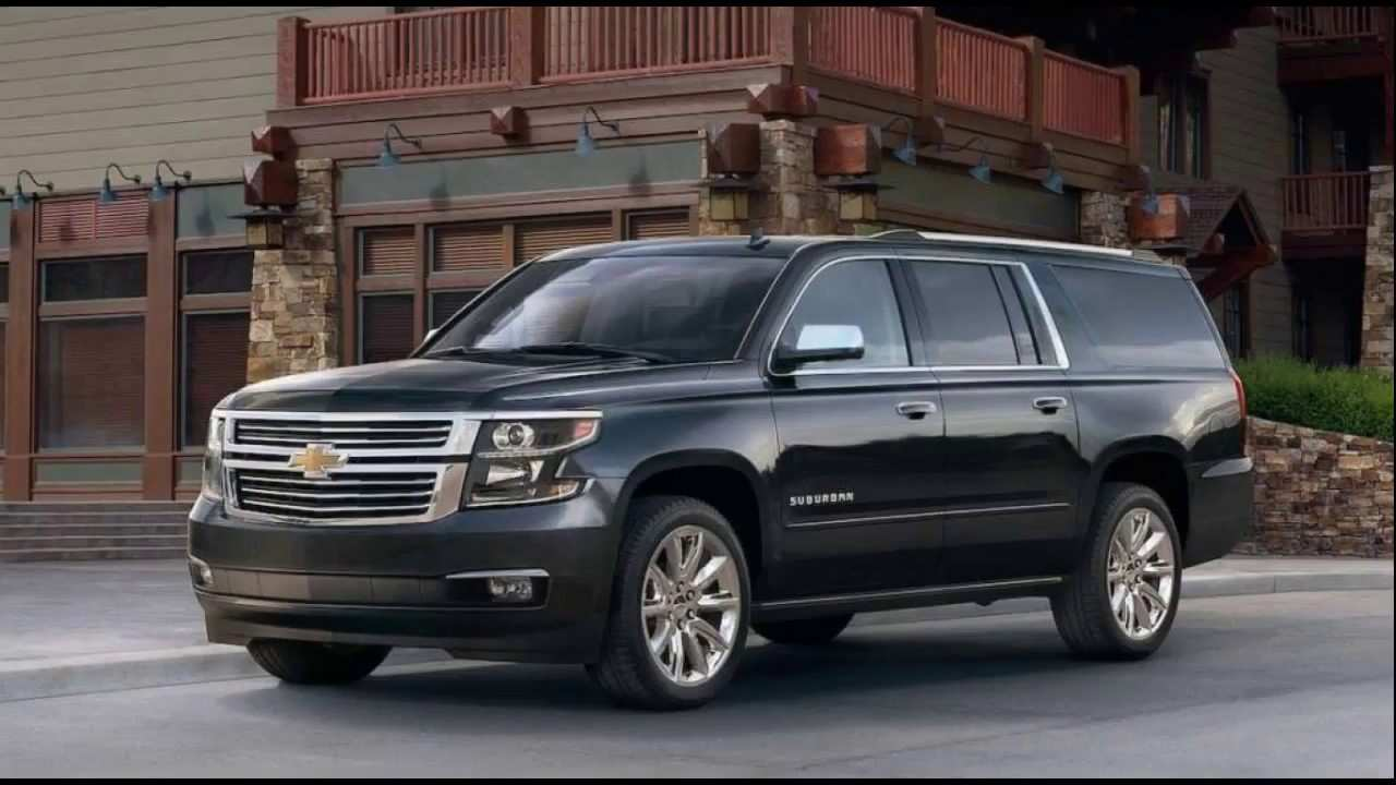 76 Best Review 2019 Chevrolet Suburban History for 2019 Chevrolet Suburban