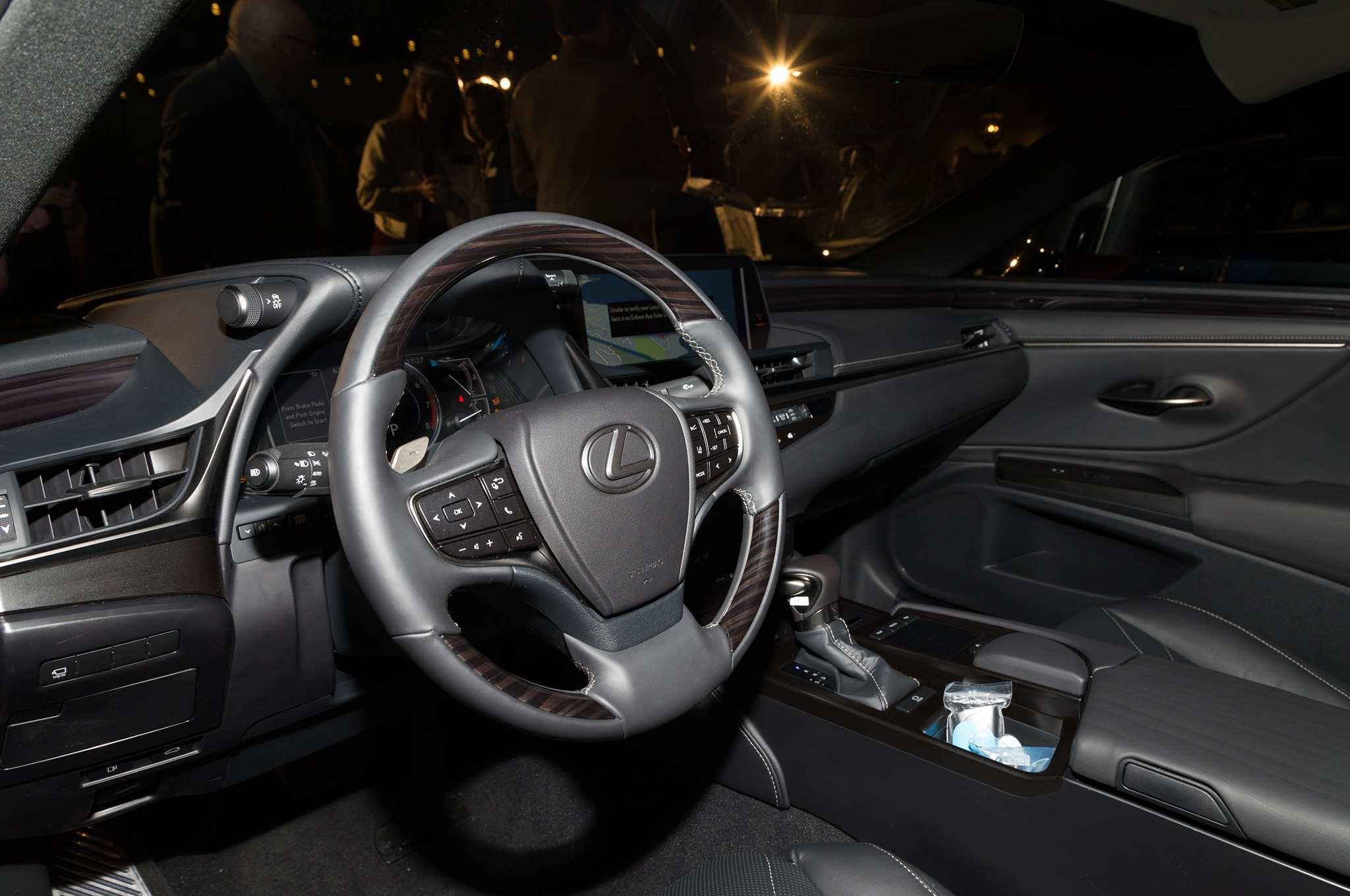 76 Concept of 2019 Lexus Es Interior Redesign by 2019 Lexus Es Interior